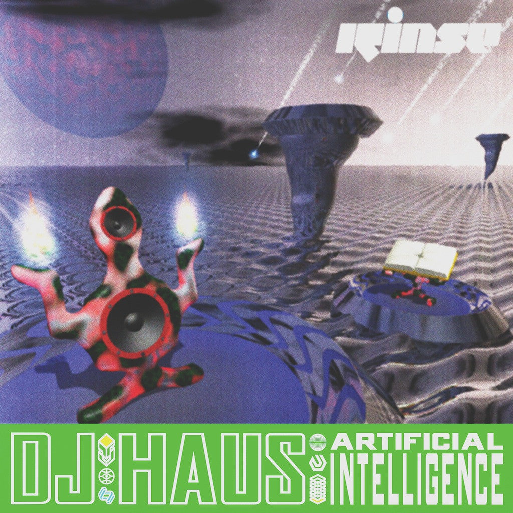 DJ Haus - Artificial Intelligence [2xLP] , Vinyl - Rinse, Unearthed Sounds