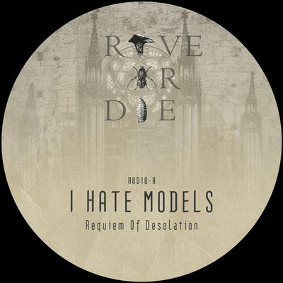 I Hate Models / Umwelt - Rave Or Die 10 - Unearthed Sounds