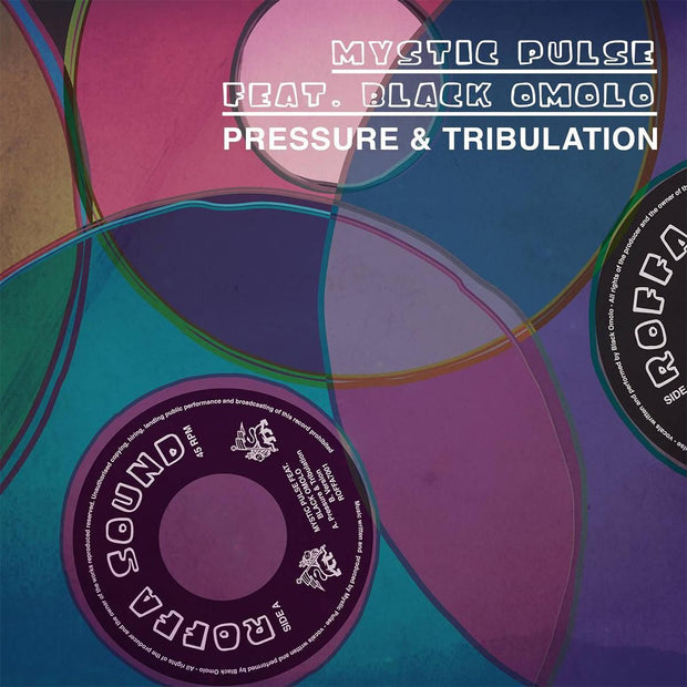 "Mystic Pulse - Pressure & Tribulation (feat. Black Omolo) [7"" Vinyl]"