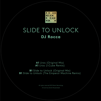 DJ Rocca - Slide to Unlock - Unearthed Sounds