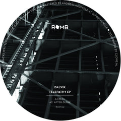 Dalvik - Telepathy EP - Unearthed Sounds