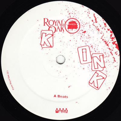KiNK - Beats (+ Serge & Tyrell Remix) , Vinyl - Clone Royal Oak, Unearthed Sounds