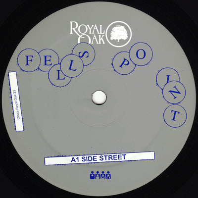 Fell's Point - Side Street , Vinyl - Clone Royal Oak, Unearthed Sounds