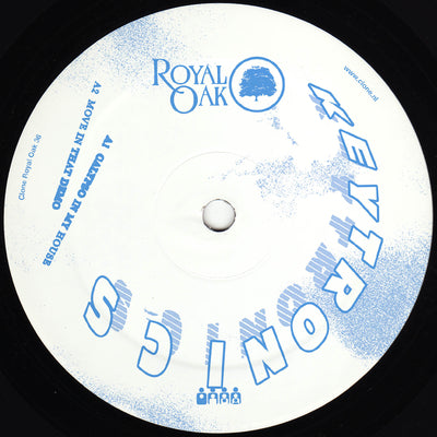 Keytronics - Ensemble EP , Vinyl - Clone Royal Oak, Unearthed Sounds