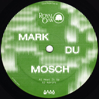 Mark du Mosch - UM-ing - Unearthed Sounds