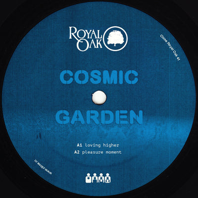 Cosmic Garden - Pleasure Moment - Unearthed Sounds