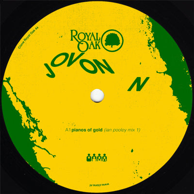 Jovonn - Goldtone Edits - Unearthed Sounds, Vinyl, Record Store, Vinyl Records