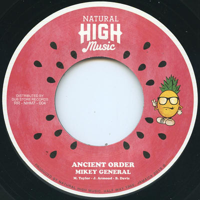 Mikey General – Ancient Order - Unearthed Sounds
