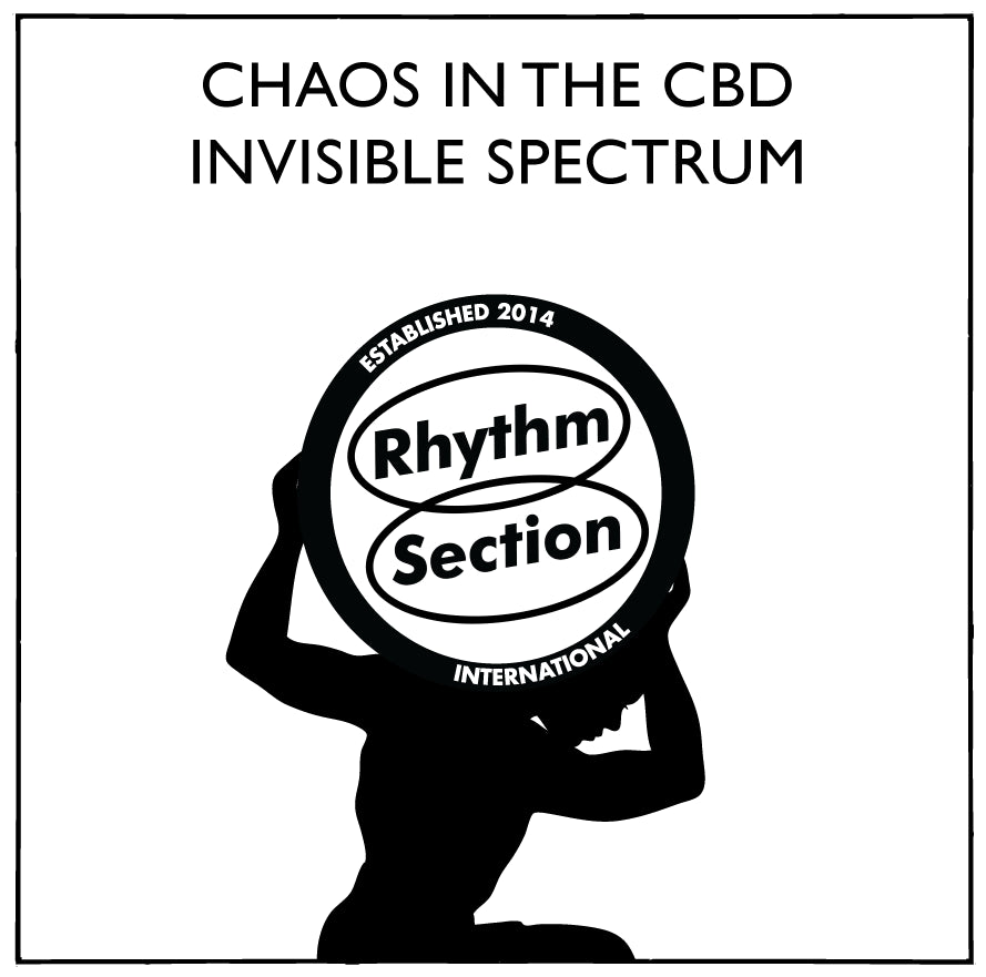 Chaos in the CBD - Invisible Spectrum , Vinyl - Rhythm Section International, Unearthed Sounds