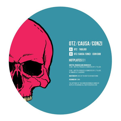 OTZ - Tabloid / Coin Dub (feat. Causa, Conzi) - Unearthed Sounds