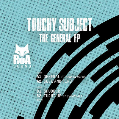 Touchy Subject - The General EP - Unearthed Sounds