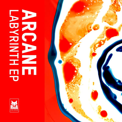Arcane - Labyrinth EP - Unearthed Sounds