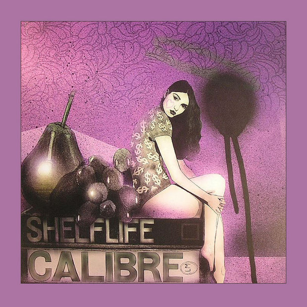 Calibre - Shelflife [CD Album] - Unearthed Sounds