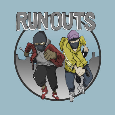 "Karnage & Rider Shafique - RUNOUTS001 [10"" lathe cut - 100 only]"