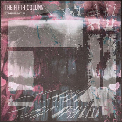 "Various Artists - The Fifth Column LP [4x12"" LP]"