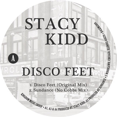 Stacy Kidd - Disco Feet - Unearthed Sounds