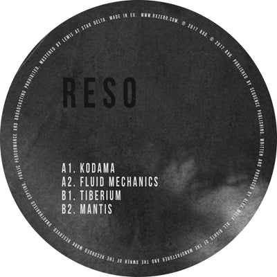 Reso - Kodama EP - Unearthed Sounds