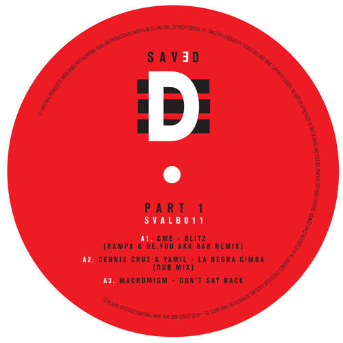 Various Artists - Collection D Pt. 1 - Unearthed Sounds