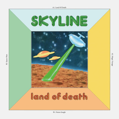 Skyline - Land Of Death - Unearthed Sounds