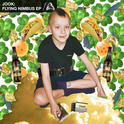 Jook - Flying Nimbus EP - Unearthed Sounds, Vinyl, Record Store, Vinyl Records