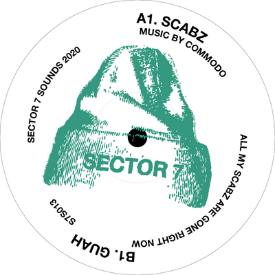 Commodo - Scabz / Guah - Unearthed Sounds