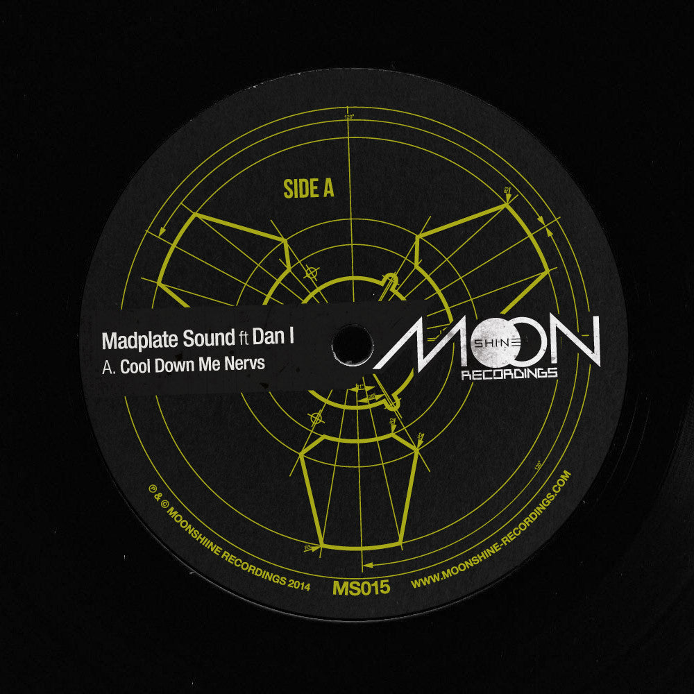 Madplate Sound (ft. Dan I) - Cool Down Me Nervs - Unearthed Sounds