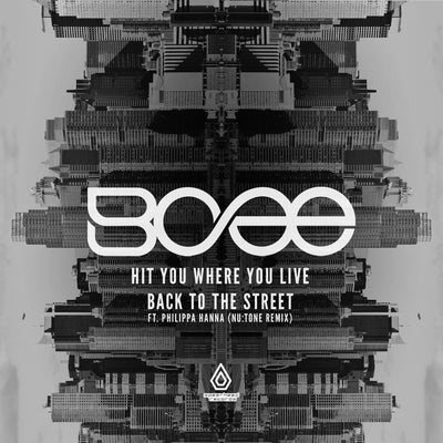 BCee - Hit You Where You Live - Unearthed Sounds