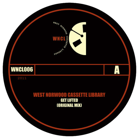 West Norwood Cassette Library ‎– Get Lifted