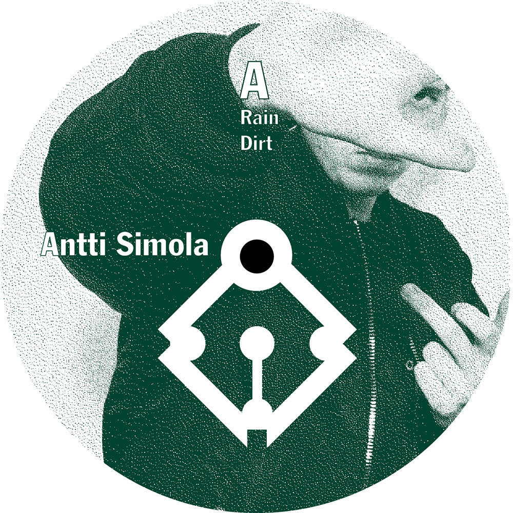 Antti Simola - SBASE001 , Vinyl - Second Base, Unearthed Sounds