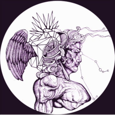 Perseus Traxx - How The Might Fell EP [Purple transparent vinyl]