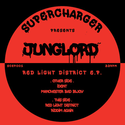 Junglord - Red Light District EP