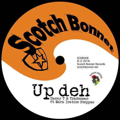 Danny T & Tradesman - Up Deh (feat. Mark Iration) - Unearthed Sounds, Vinyl, Record Store, Vinyl Records