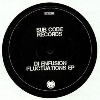 DJ Enfusion - Fluctuations EP - Unearthed Sounds