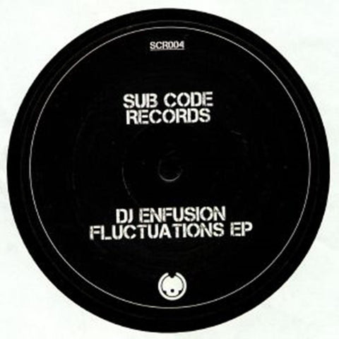 DJ Enfusion - Fluctuations EP