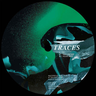 Traces - CC / Nature VIP / Hear Seh - Unearthed Sounds, Vinyl, Record Store, Vinyl Records