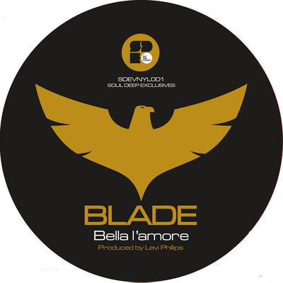 Blade - Blackbird EP - Unearthed Sounds