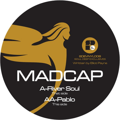 Madcap - River Soul EP - Unearthed Sounds
