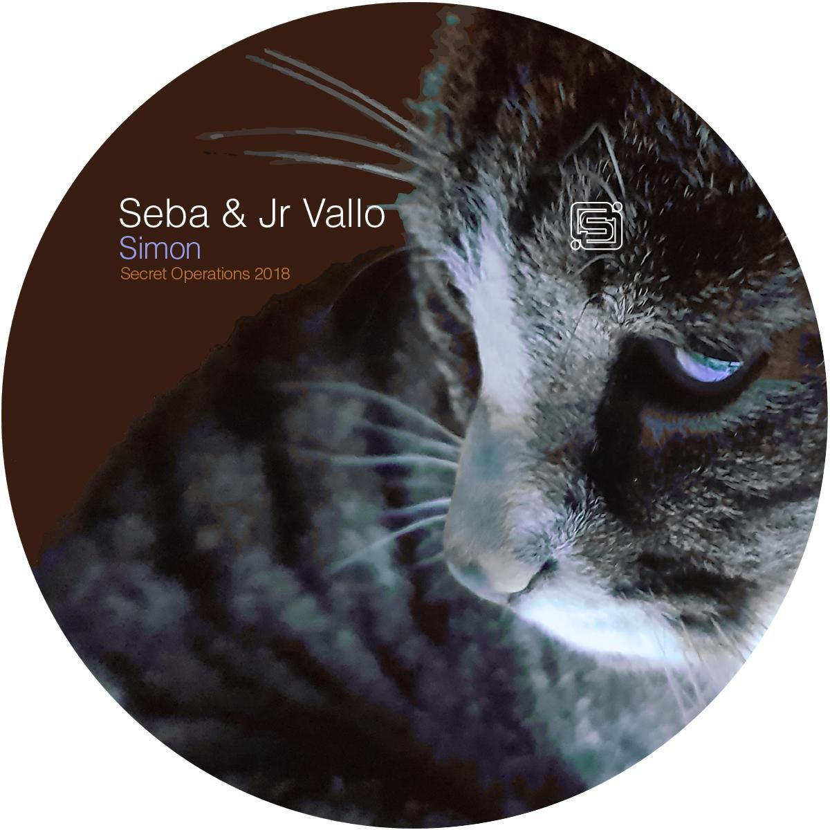 Seba & Jr Vallo - Simon / Exit