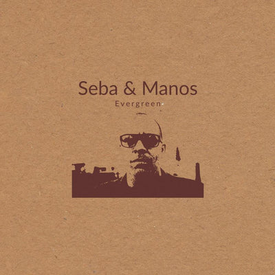 "Seba & Robert Manos - Said & Done [2x12"" Vinyl]"