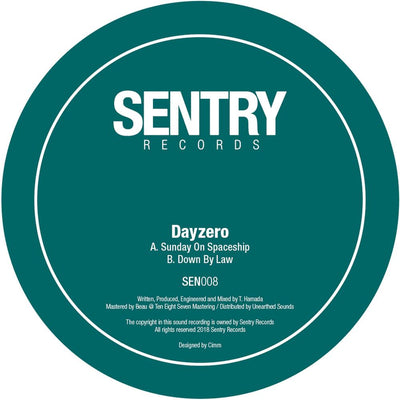 Dayzero - Sunday On Spaceship / Down By Law - Unearthed Sounds