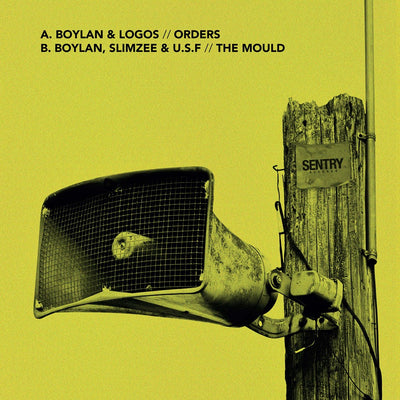 Boylan, Logos, Slimzee & U.S.F - Orders / The Mould - Unearthed Sounds