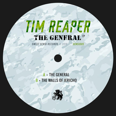 "Tim Reaper - The General EP (2 x 10"") - Unearthed Sounds"