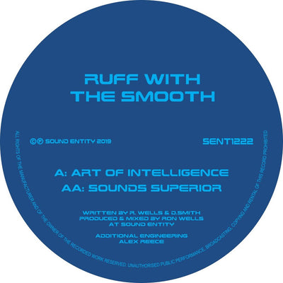 Ruff With The Smooth - Art Of Intelligence / Sound Superior