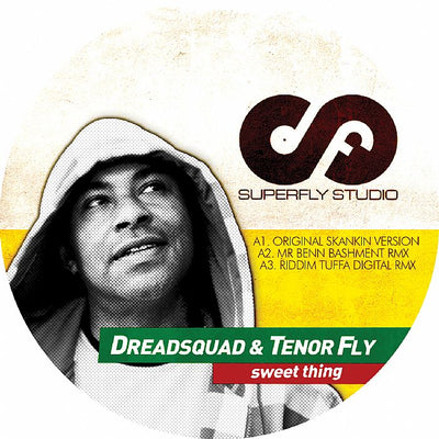 Dreadsquad ft Tenor Fly - Sweet Thing (remixes) - Unearthed Sounds, Vinyl, Record Store, Vinyl Records
