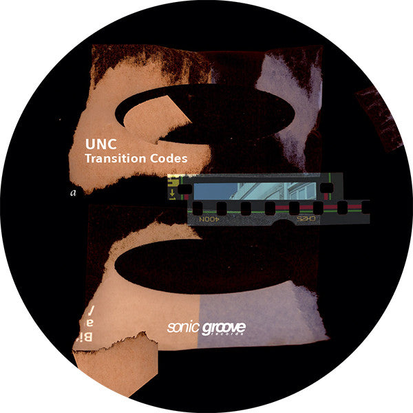Unc - Transition Codes , Vinyl - Sonic Groove, Unearthed Sounds