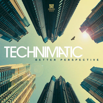 Technimatic - Better Perspective (Repress) [2 x LP] - Unearthed Sounds