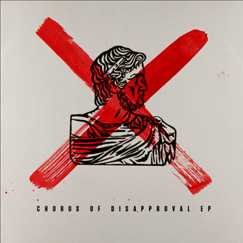 Rockwell - Chorus of Disapproval EP - Unearthed Sounds