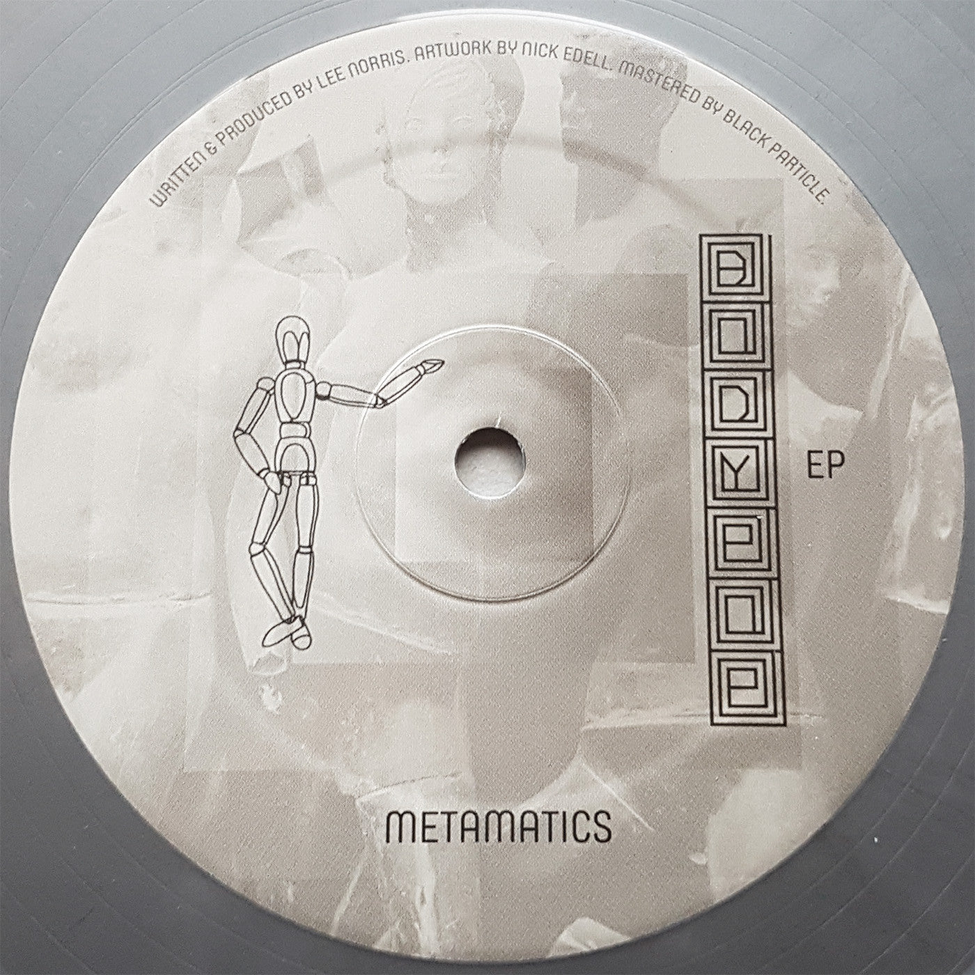 Metamatics - Bodypop EP , Vinyl - Shipwrec, Unearthed Sounds