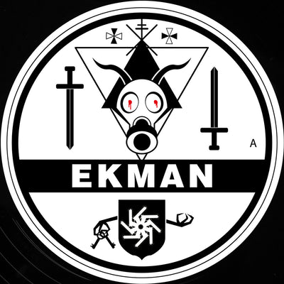 Ekman - Sturm Und Drang / First Mover - Unearthed Sounds