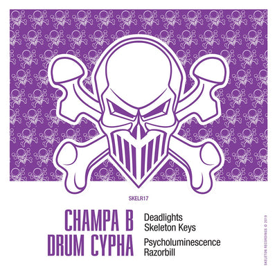 Champa B x Drum Cypha - Champa B x Drum Cypha EP - Unearthed Sounds